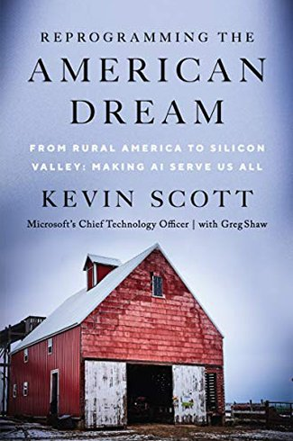 Book cover image of Reprogramming the American Dream by Kevin Scott Clyde Hill Publishing