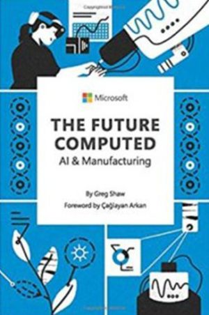Book cover image of The Future Computed by Greg Shaw Clyde Hill Publishing